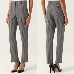 Armani Collection Women's Wool and Silk Trouser